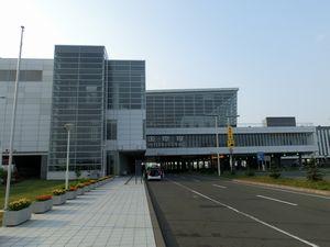 外観写真 新千歳空港国際線旅客ターミナル
